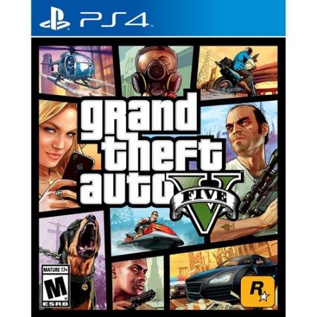 SONY GAME SONY PS4 GTA V