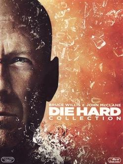 TECNO SHOP DVD BLUERAY DIE HARD COLLECTION 4 FILM