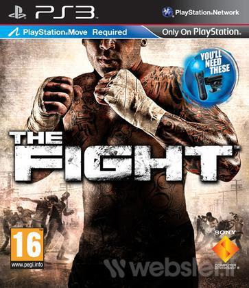 SONY GAME SONY PS3 THE FIGHT SENZA REGOLE