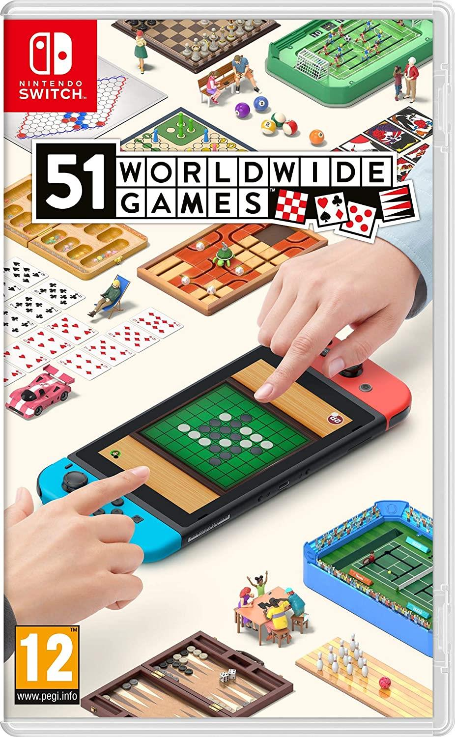 NINTENDO GAME NINTENDO SWITCH 51 WORLDWIDE GAMES