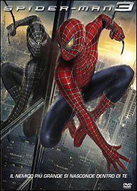 BLU RAY FILM DVD SPIDERMAN 3