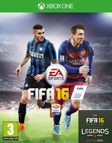 ELECTRONIC ARTS GAME MICROSOFT XBOX ONE FIFA 16