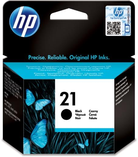 HP CARTUCCIA HP 21 NERO