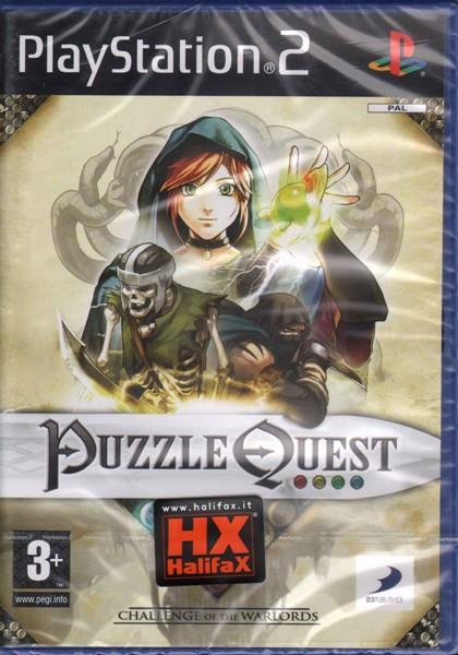 TX GAME PS2 PUZZLE QUEST