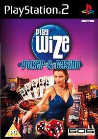SONY GAME SONY PS2 PLAYWIZE POKER AND CASINO