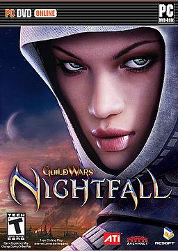 ELECTRONIC ARTS GAME PC GUILD WARS NIGHTFALL COLL EDIT