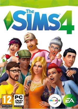 ELECTRONIC ARTS GAME PC THE SIMS 4