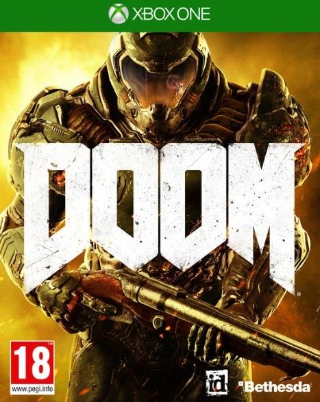 MICROSOFT GAME MICROSOFT XBOX ONE DOOM