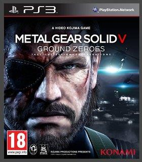 HALIFAX MGS V THE PHANTOM PAIN PS3