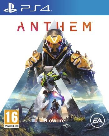 SONY GAME SONY PS4 ANTHEM
