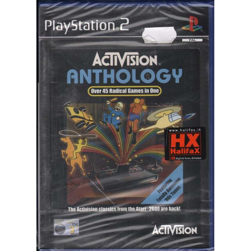 ACTIVISION GAME PS2 ANTHOLOGY ACTIVISION