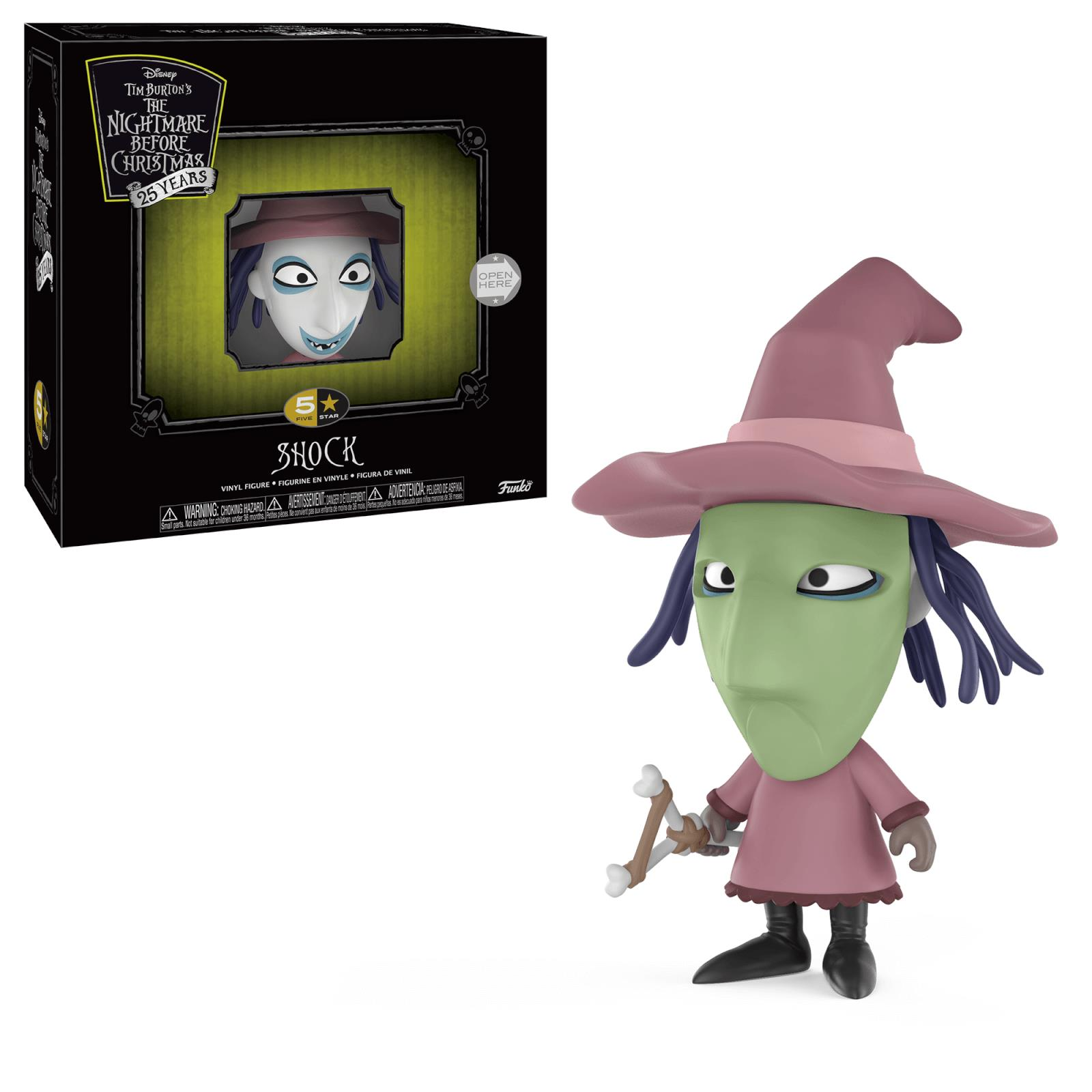 FUNKO ACTION FIGURES FUNKO 5 STAR NIGHTMARE BEFORE CHRISTMAS VEDO
