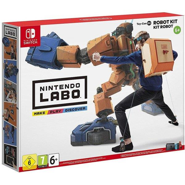 NINTENDO GAME NINTENDO LABO ROBOT KIT SWITCH