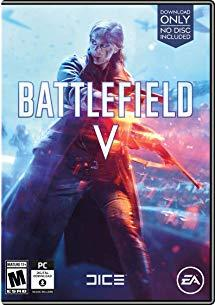 ELECTRONIC ARTS GAME BATTLEFIELD 5 PC