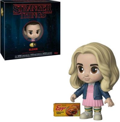 FUNKO ACTION FIGURES FUNKO 5 STAR STRANGER THINGS UNDICI
