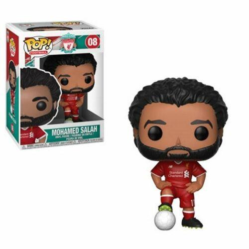 FUNKO ACTION FIGURES FUNKO POP FOOTBALL LIVERPOOL MOHAMED SALAH