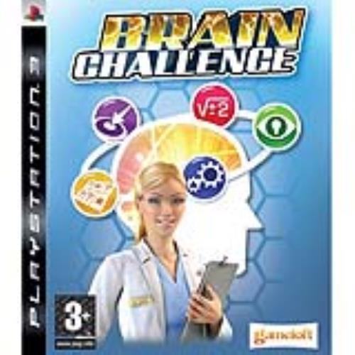 SONY GAME SONY PS3 BRAIN CHALLENGE L'ALLENA MENTE