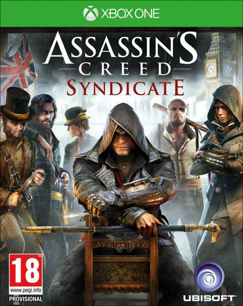 UBISOFT GAME MICROSOFT XBOX ONE ASSASSIN CREED SYNDICATE