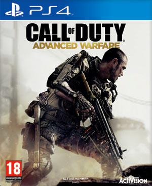 ACTIVISION GAME PS4 CALL OF DUTY ADVANCE WARFARE